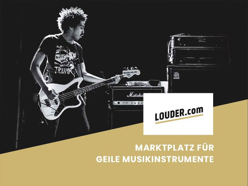 Beispielbild von Louder.com